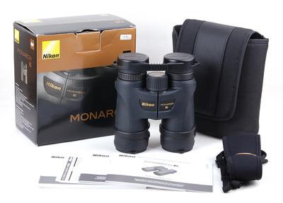 Nikon/尼康 MONARCH 7 WP 8x42 ED镜片 双眼望远镜 #jp18786