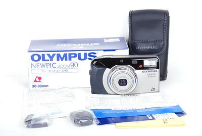 奥林巴斯 Newpic Zoom 90 便携胶片机 带包装 #jp17522