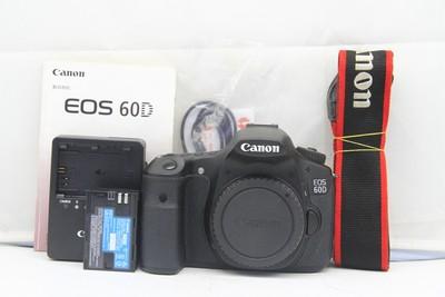 96新二手Canon佳能 60D 单机 中端单反相机(2577)【深】