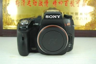 索尼 a580 数码单反相机 1620万像素 防抖 旋转屏 入门 可置换