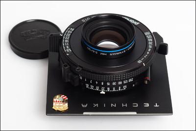 施耐德 Schneider 120/5.6 Makro-Symmar HM 蓝圈 镜头
