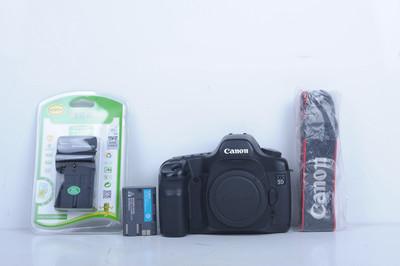 95新二手Canon佳能 5D 单机 高端相机(B3674)【京】可置换