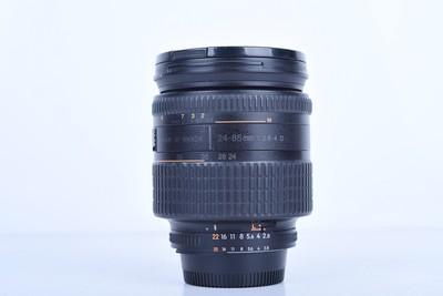 90新二手 Nikon尼康 24-85/2.8-4 D AF 变焦镜头(B3201)【京】