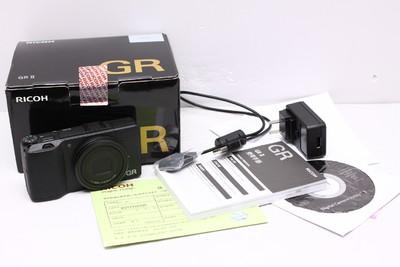 Ricoh/理光 GR II 理光GRII 理光 GR II 理光 GRII 99新 带包装