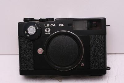 徕卡CL 徕卡 CL 50周年纪念机 Leica 徕卡cl 莱卡CL 纪念机 98新