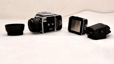 基辅kiev88 苏联俄罗斯120中画幅单反相机 人像风光景物收藏