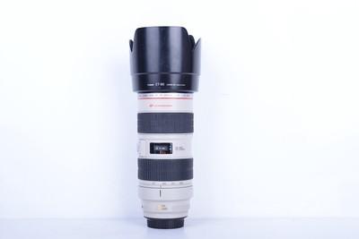 93新二手Canon佳能 70-200/2.8 L IS USM小白IS(B2563)【京】