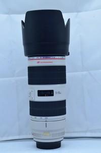 96新二手Canon佳能 70-200/2.8 L IS II USM小白兔(1989)【武】