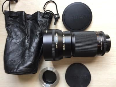 康泰时(Contax) AEG 135mm F2 135/2