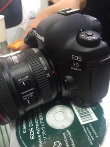 转让佳能 EOS 5D Mark IV 5D4带票