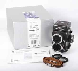禄来 4.0FT+135/4 双反相机 包装齐全 #HK7180X