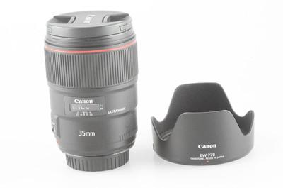 98新 佳能 EF 35mm f/1.4L II USM
