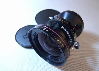 罗敦司德Rodenstock Apo-sironar digital 90mm f5.6