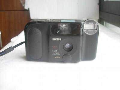 很新柯尼卡POP-ST定焦镜头旁轴相机,收藏使用