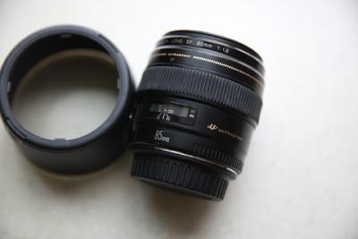 低价求秒!!!佳能 EF 85mm f/1.8 USM