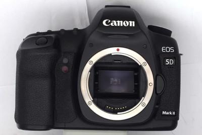 【全画幅专业数码相机】佳能 5D Mark II
