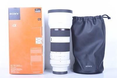 95新二手 Sony索尼 70-200/4 G OSS FE E卡口(B1599)【京】
