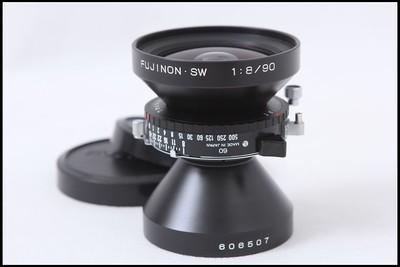 富士龙 FUJINON SW90/8 4X5大画幅座机镜头