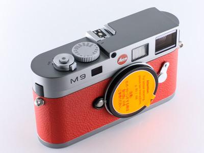 徕卡 LEICA M9 钢灰色机身 已更换CCD