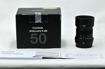 【情迷海印店】【全包装 行货】富士XF 50/2 R(NO:1567)