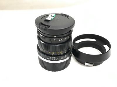 徕卡Leica Summicron M50 2 M 旁轴镜头可转接微单送遮光罩