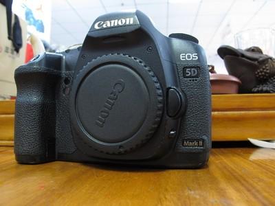 佳能 全画幅机身 5DII 5D2 5d2 相机 机身