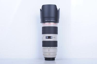 94新二手Canon佳能 70-200/2.8 L IS II USM小白兔(B1322)【武】