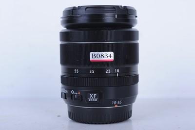 95新二手 Fujifilm富士 18-55/2.8-4 R LM OIS 富士口(B0834)京