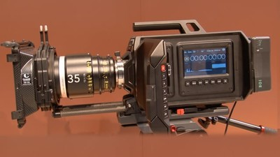 Blackmagic URSA 4K 低价处理