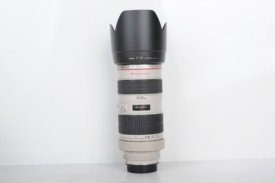 85新二手Canon千亿国际娱乐官网首页 70-200/2.8 L 小白变焦镜头(B0474)【京】
