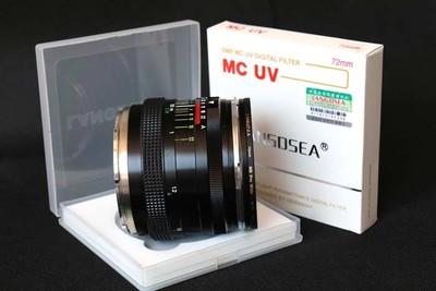 禄来6008用 SL66用 HY6滤镜接圈 禄来6000系列镜头UV镜转接环