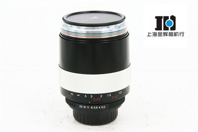 福伦达Voigtlander macro apo 125/2.5 SL 全幅微距镜皇 M42螺口