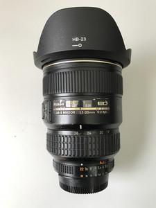 尼康 AF-S 17-35mm f/2.8D IF-ED(金广角) 特价出 [2950#]
