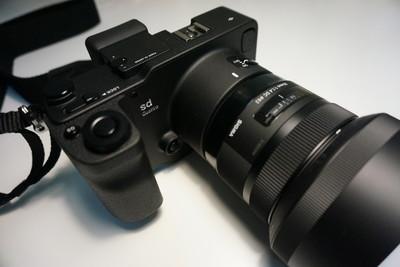适马 sd Quattro 套机 30mm f1.4 Art