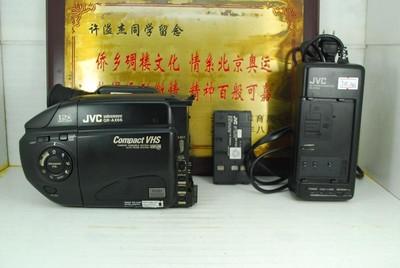 JVC GR-AX66 摄像机 VHS 磁带 卡带 录像机 可置换