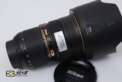 95新 尼康 AF-S Nikkor 24-70/2.8G ED(BG11190007)