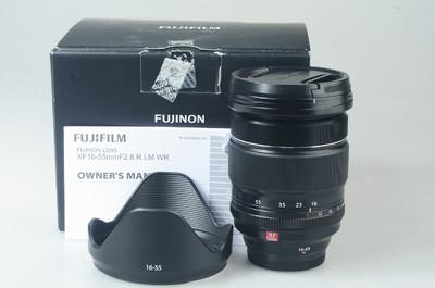 95新 富士 XF 16-55mm f/2.8 R LM WR