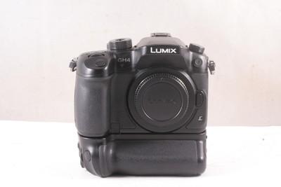 95/松下 GH4 +原装手柄 数码微单相机机身 4K视频 中文版本