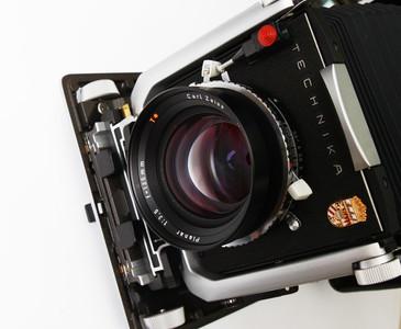 大画幅4X5最高配置 林哈夫3000+蔡司135/3.5T*标头