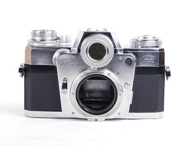 特价 Contarex蔡司依康 牛眼 相机 收藏级别 #jp18222
