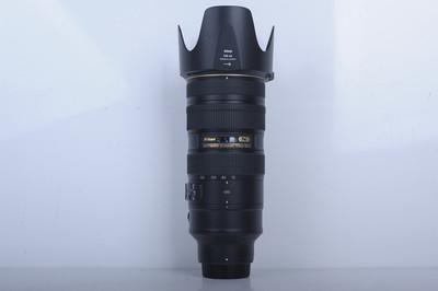 95新二手Nikon尼康 70-200/2.8 G VR II 大竹炮(B4074)【深】
