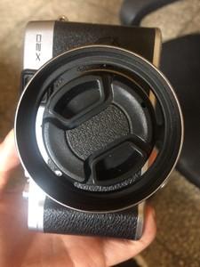 富士x20  1200万像素 旅游微单相机 光学取景器