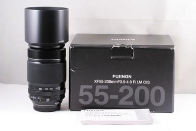 98/富士 XF 55-200mm F3.5-4.极新成色 (全套包装)