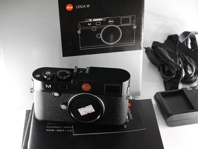 徕卡 LEICA M-240 大M 黑色机身