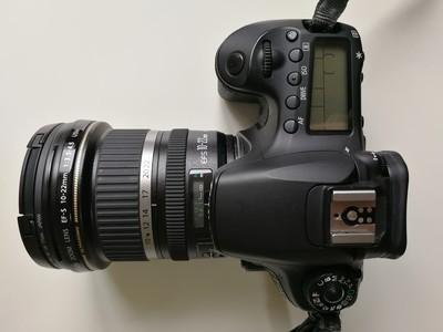 佳能 60D,镜头EF-S  10-22mm