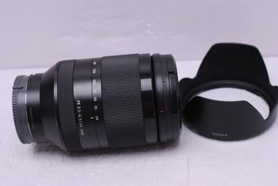 索尼 24-240/3.5-6.3 24-240 mm F3.5-6.3 FE 索尼24-240
