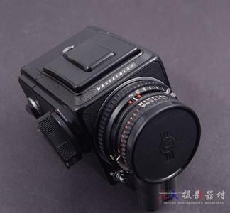 B HASSELBLAD 哈苏 500C/M + C80/2.8 黑色