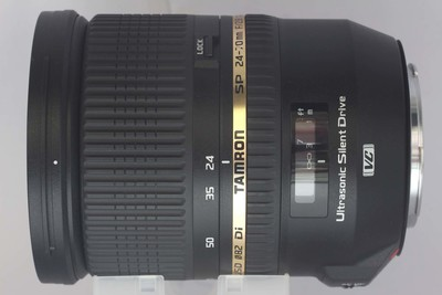 腾龙 SP 24-70mm f/2.8 Di VC USD佳能卡口(NO:2461)