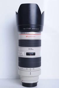 96新二手Canon千亿国际娱乐官网首页 70-200/2.8 L 小白变焦镜头(B8173)【京】