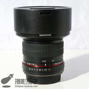98新三洋威摄 14mm f/2.8 IF#0328[支持高价回收置换]